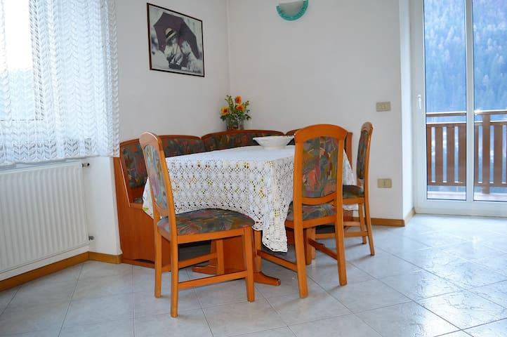 Appartamento in Val di Sole - Bozzana