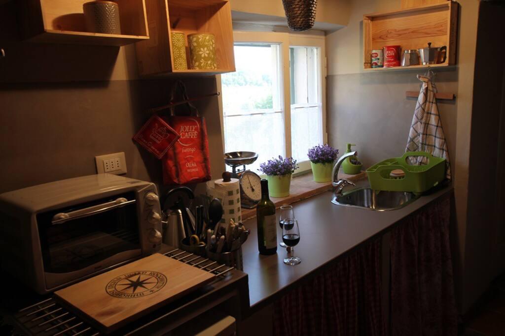 Particolare Piano Cucina