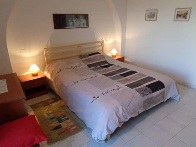 Appartamento nel borgo, a 45 chilometri da Roma