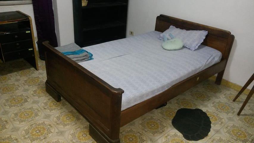 Sencilla y confortable habitación en Asunción