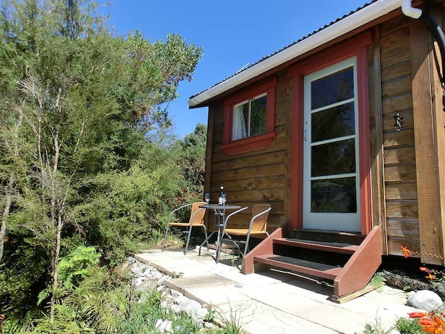 Weka Private Double Cabin in Nature Retreat