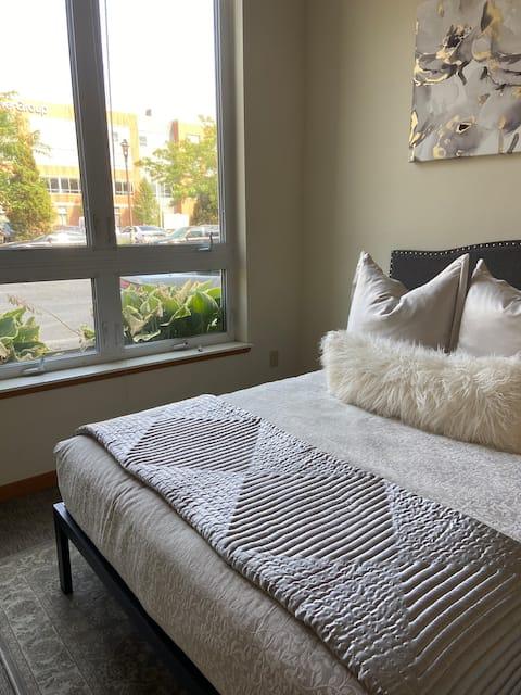 One Bedroom loft  in Downtown Milwaukee