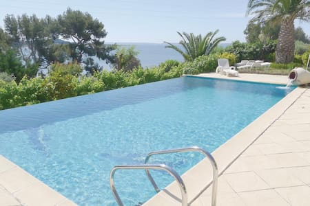 Holiday apartment with 1 bedroom on 35m² in Miramas