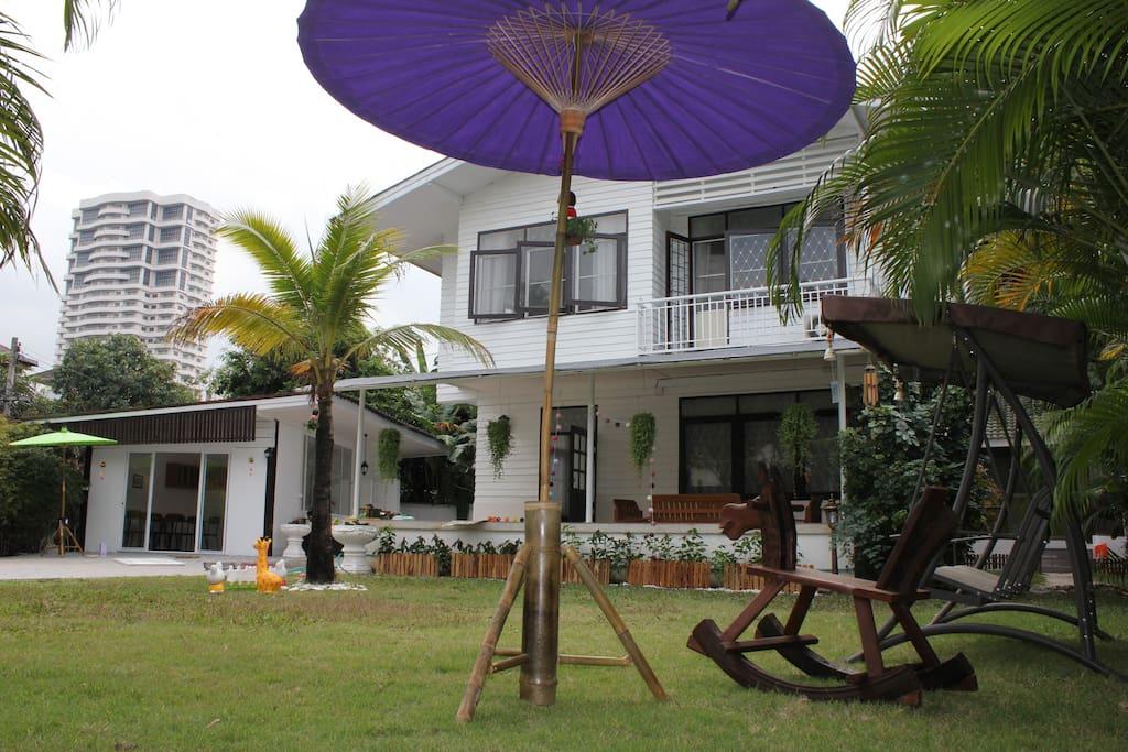 Cloud House Garden