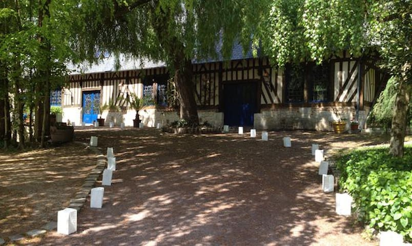 Le Prieuré St André - Saint-André-d'Hébertot