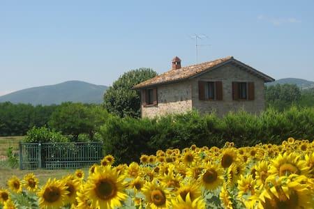 Casolare nel cuore verde d'Italia - Umbertide - 独立屋
