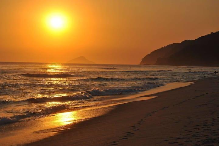 Maresias - Mar e Natureza
