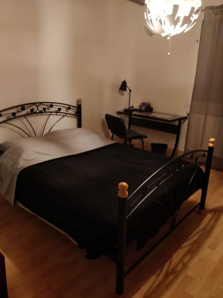 Chambre privée