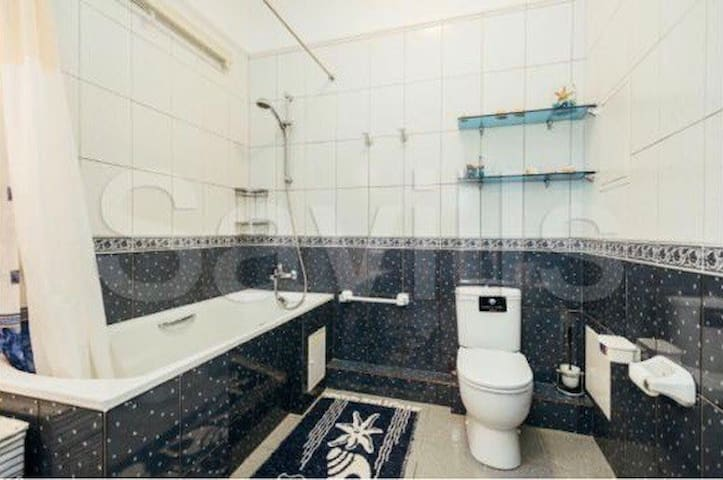 Marvellous centrally located apartment