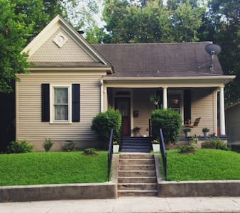 Cozy midtown charmer near it all! - Memphis - Hus