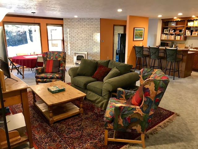 Shared Large Lounge / Bar / Recreation Area