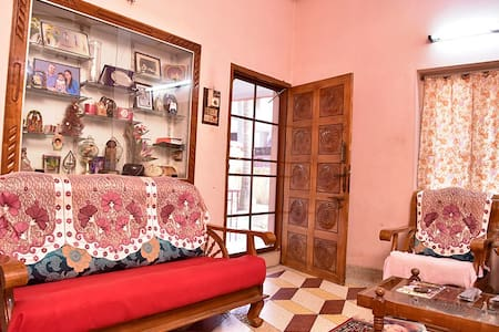 ❤ AC,Cozy,Clean homestay near Airport! - Thiruvananthapuram - Haus