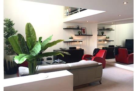 Contemporary luxurious loft with stunning views! - Londres - Loft