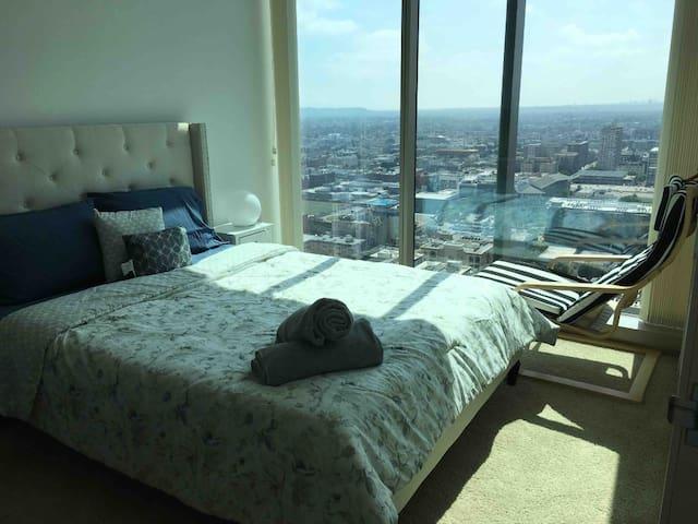 ❤K-town Most Luxuriest High floor APT - DTLA VIEW❤