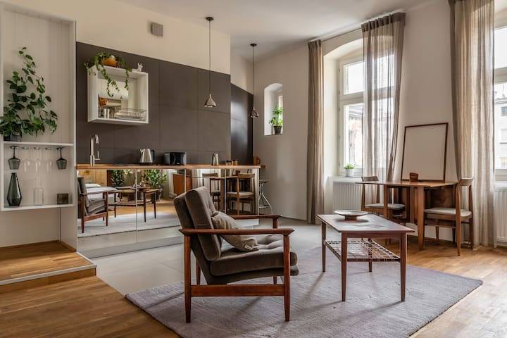 visitting apartments - Pomorska Modern