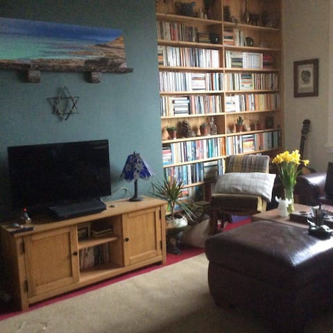 Double room at Cottage Flat - Linlithgow - Apartament