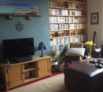 Double room at Cottage Flat - Linlithgow