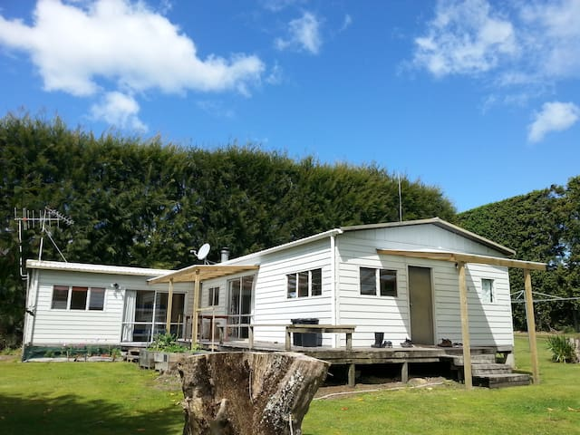 Quiet safe rural accommadation. - Opotiki - Хостел