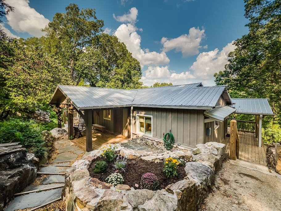Chattanooga Vacation Rentals Quot The Nest Quot Cabins For Rent