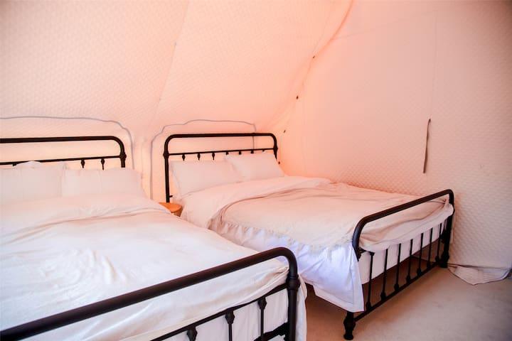 房型(东南亚帐篷)