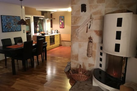 Ötztal Apartment 4 persons modern & spacious - Haiming - Selveierleilighet