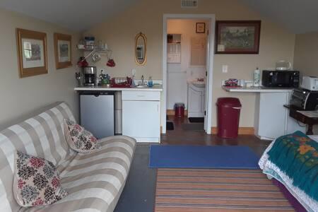 Barn studio apartment
