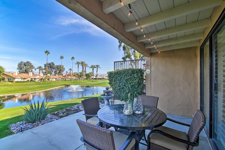 NEW! Coachella Valley Condo 14 Mi to Palm Springs!
