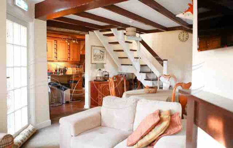 La Fenetre Town Centre Holiday Cottage