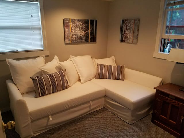 Cozy and private Bed & Bathroom - San Leandro - Apartment