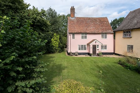 Historic, peaceful, country cottage - Suffolk - Haus