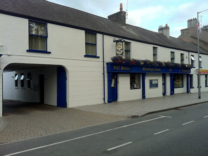 Montagu Arms Guest Inn (economy single room)