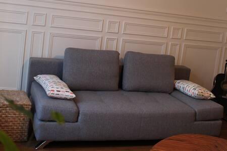 Bel appartement rez-de-jardin dans le centre ville - Auxerre - Apartment
