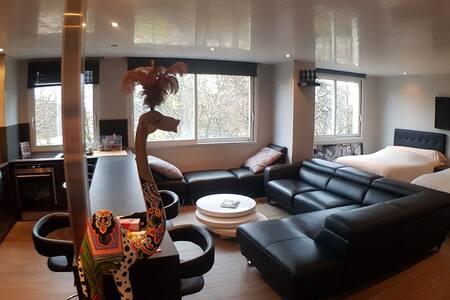 Paris 16eme Bel Appartement 4 Personnes