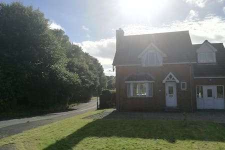 Beautiful rooms in detached home. - Lisburn - House