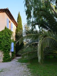 le jardin des oliviers - Tourrettes