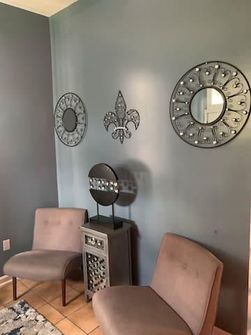 The Jazz Room/Living Room