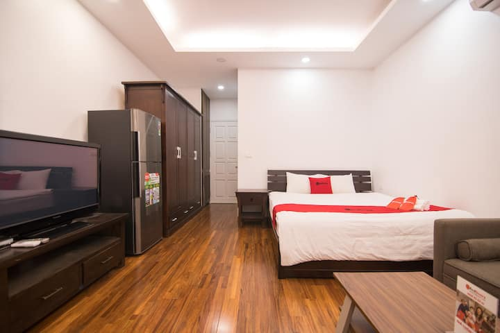 Warm Studio near center Ha Noi City