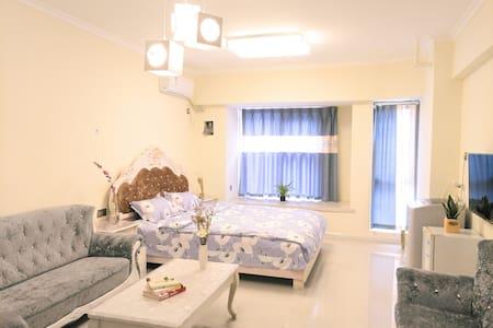 【优山美地18】牡丹主场王城公园旁46平米大公寓 - Luoyang - 公寓