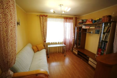 Cheap and comfortable room - Sankt-Peterburg - Appartement