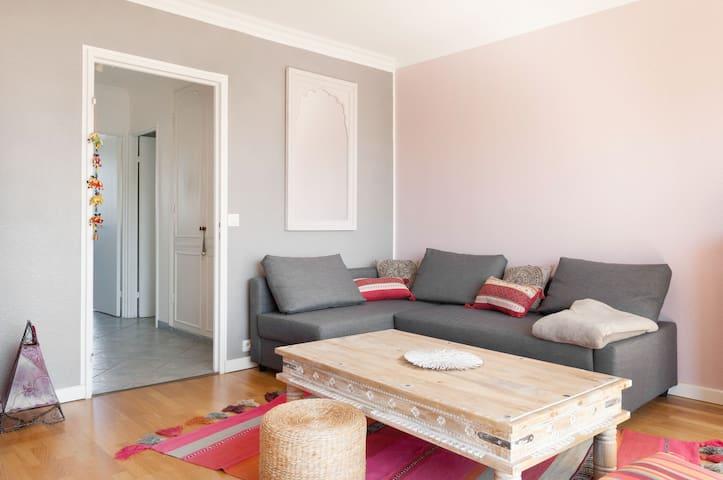 Appartement entre Paris-Versailles - Vélizy-Villacoublay - Apartment