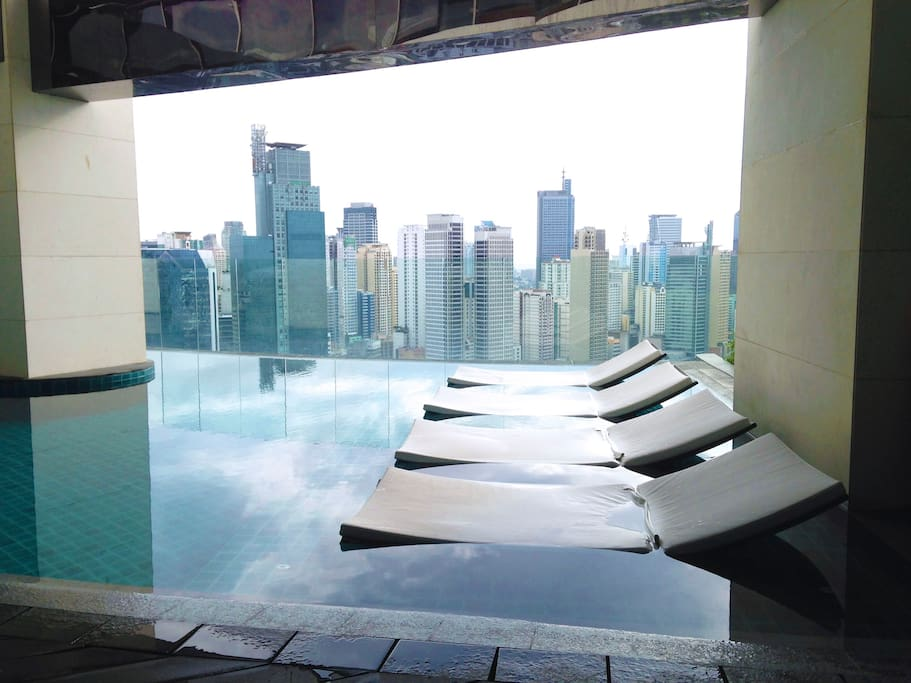 Infinity Pool at the 36th Floor