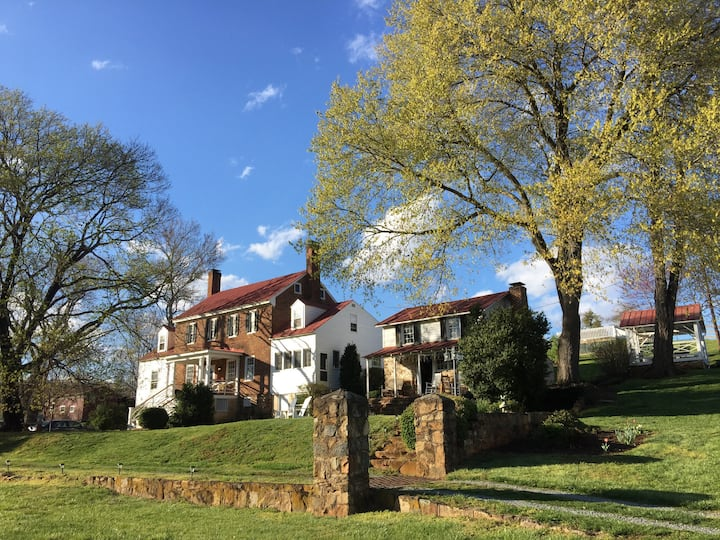 Woodbourne Manor at Bald Top Brewing Company