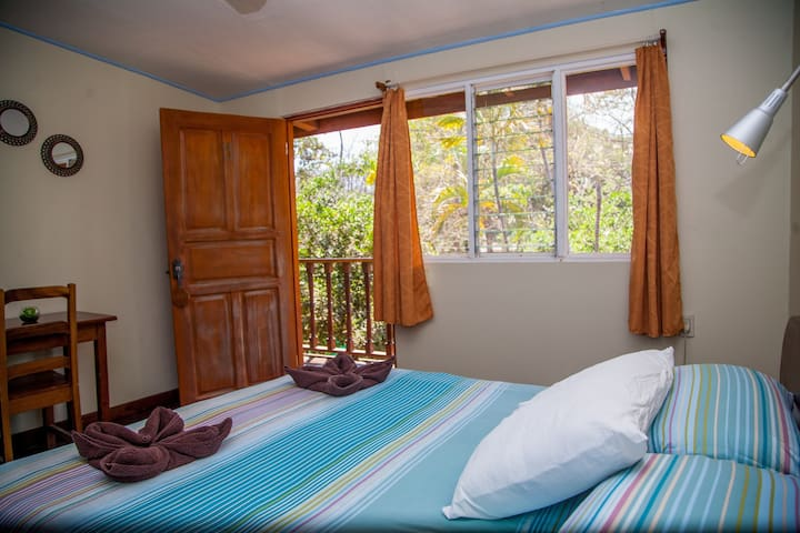 Hotel Brasilito, Garden View, Queen Bed
