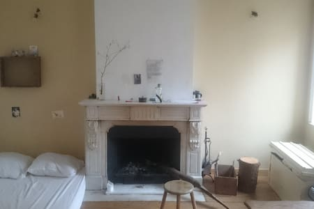 Room next to Brussels Nord - 스하르베이크
