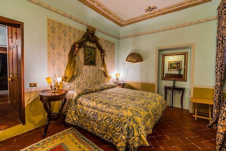 Casa d'epoca tipica toscana panoramica - Lastra a Signa - Bed & Breakfast