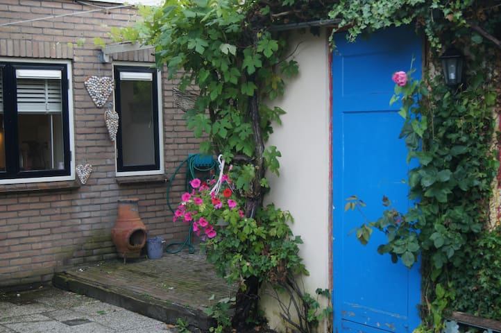 Charming familyhome near city centre - Utrecht - Huis