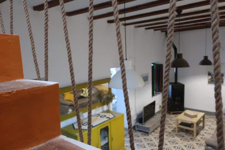 Piso acogedor en Bocairent