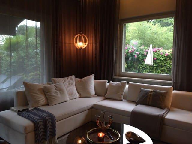 Villa für Menschen, die das Spezielle lieben - Locarno - Willa