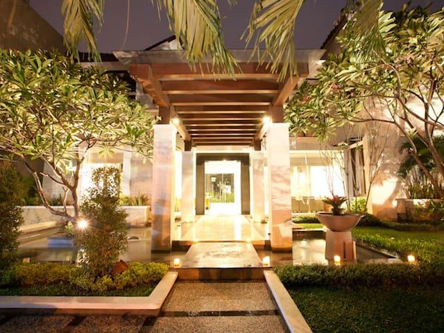 Cozy studio in central Jakarta - Menteng - Apartment