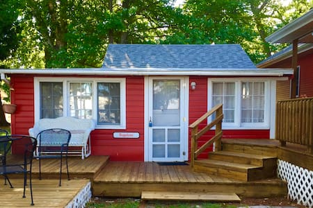 "Silver Lake Cottage ""Bugaboo"" small 2 bdrm, 1 bath - Ház"